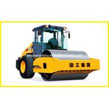 High Quaility Single Drum Vibrator Compactor, Compactor Roller Xs182
