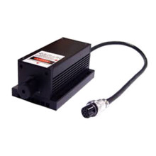 351nm 4µJ single pulse energy Q-switched solid laser