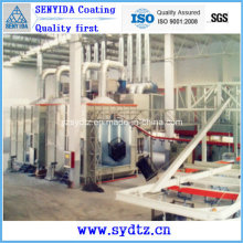 Hot Powder Coating Line Equipment Machine Painting Line of Recovery