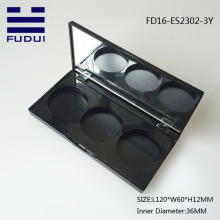 ODM Empty Plastic 6 Eye Shadow Palette Case