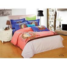 Fibra de bambu cama conjunto conjunto de folhas de cama de Nanjing Annaya roupas de cama