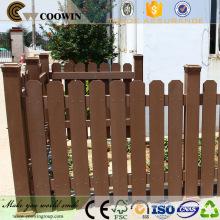 Outdoor Waterproof cheap wooden fence panels