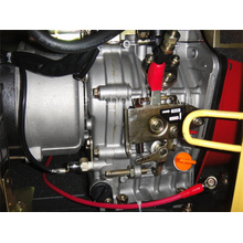 6kw Silent Diesel Generator Set with 188fa Engine