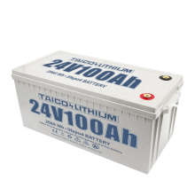 Grid Hybrid Inverter Solar ESS Powerwall Home LiFePO4 Lithium Battery 24V 100Ah 10KWh