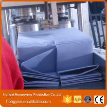 Nonwoven Fabric Cloth, Viskose und Polyester Fabric Nonwoven Reinigungsprodukte