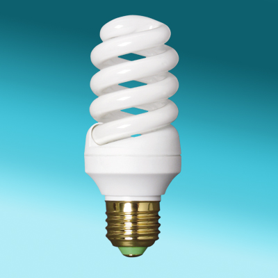 spiral energy saving light bulbs