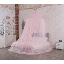 Indoor suspended ceiling mosquito nets for girls