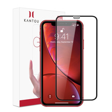 KANTOU 3D HD gehard glas voor iPhone XR