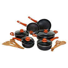 Amazon Vendor Induction Nonstick Resistant Ceramic Dishwasher Safe Cookware Set
