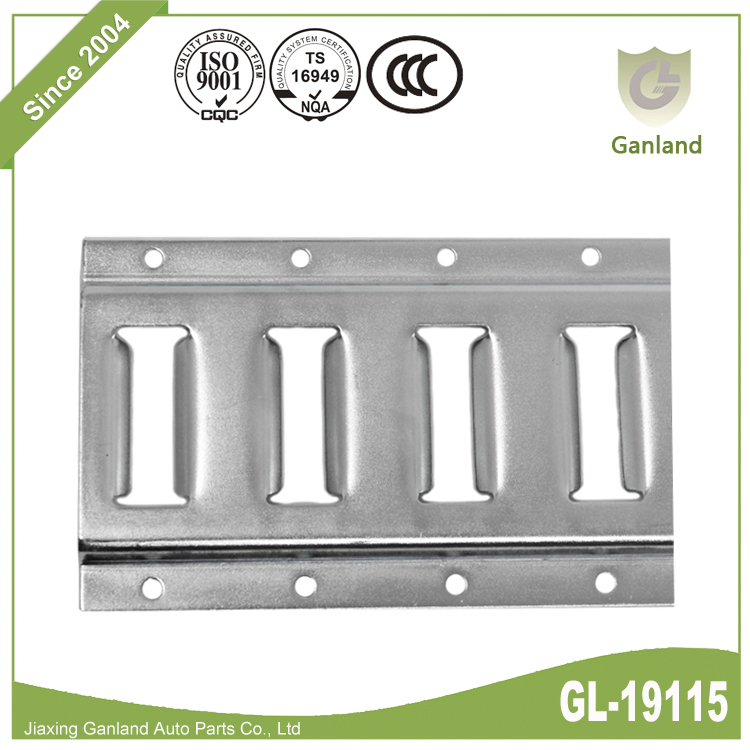 Steel E-tracking Rail GL-19115