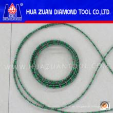 Grado un alambre de diamante para Profiliing de losas de granito