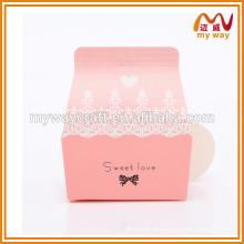Bonita caixa de doces de ano novo chinês, caixa de doces personalizada.