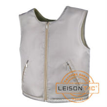 VIP Bulletproof Vest / Jacket adopts Kevlar or TAC-TEX and inner part is padded with comfortable mash lining