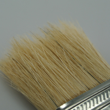 Plasthantering med Bristle Mixed Paint Brush