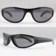 Мужские солнцезащитные очки с лучшими поляризованными спортивными очками (91045)