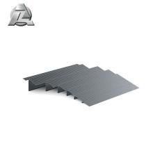 limiar de alumínio regulável