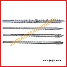 Baril à vis unique pour machine de moulage par injection/Baril à vis d'injection
