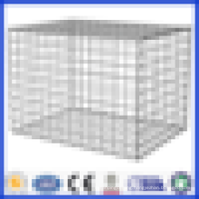 Lifetime More Than 20 Years Hot Dipped Galvanized Welded Gabion For Landscaping