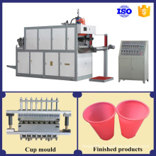 Disposable plastic cup, Plastic cup making machine