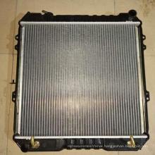 aluminum radiator for car model