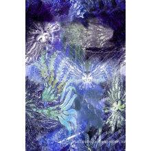 Digital Nylon bedruckte Stoff für Bademode (ASQ086-2)