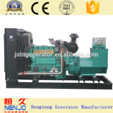 Generador eléctrico 600KW / 750KVA YUCHAI YC6C1020L-D20 diesel