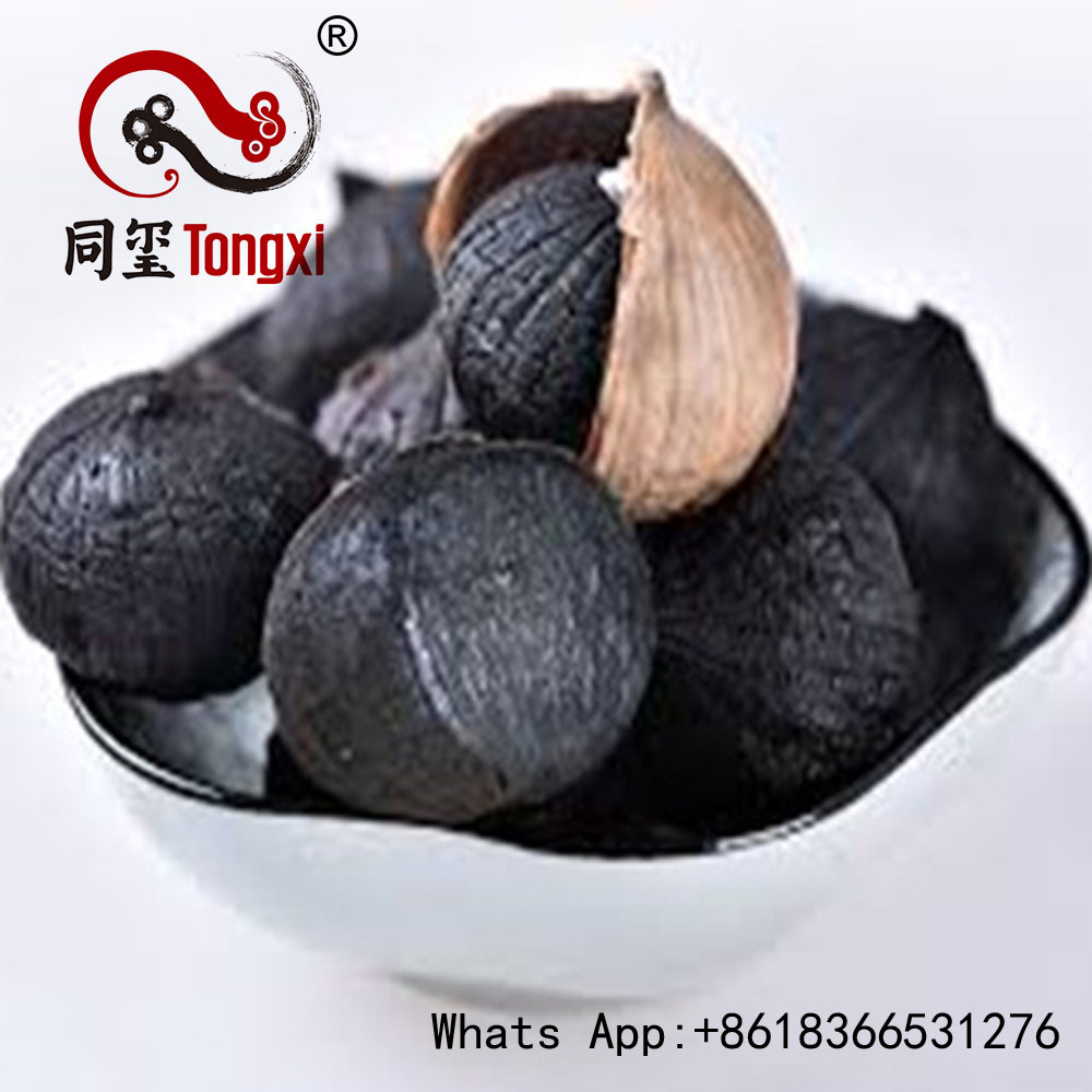 sole black garlic