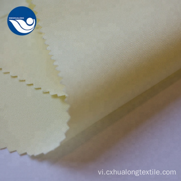 Milky White Mini Matt 100% vải polyester