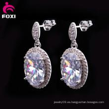 Big Stone Earring Design para Mujeres Regalos