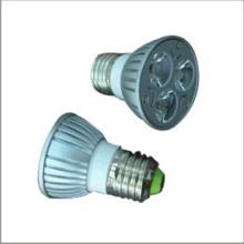 Fabrication de la Chine MR16 GU10 led 3W 100LM spotlight