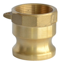 Brass Camlock Quick Hydraulic Coupling Female Thread
