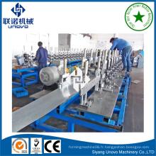 Fabricant unovo fabricant échafaudage machine à mouler en forme de rouleau