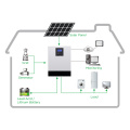 5кВт автономная солнечная энергетическая система