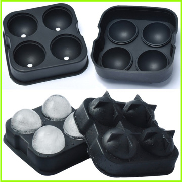 Hot Sell Round Durable Silikon Ice Ball Maker
