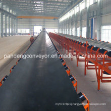 Power Station High Temperature Rubber Conveyor Belt/Rubber Conveyor Belt