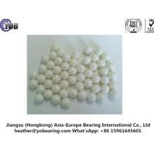 Bolas de cerámica utilizadas en rodamientos de cerámica
