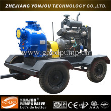 Selbstansaugende Wasser-Diesel-Motorpumpe