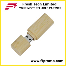 Tragbare Bambus & Holz-Stil USB-Flash-Laufwerk (D803)