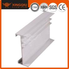 Алюминий цена на кг поставщика, порошковое покрытие алюминиевый профиль двери