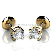 wholesale gold plated stud earring for women charm jewelry Manufacturer