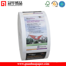 Cash Register Paper Type Printed Thermal Paper Roll