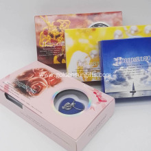 Russian Version Color Box for Love Pearl Gift Sets