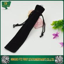Дешевые черный бархатный мешочек