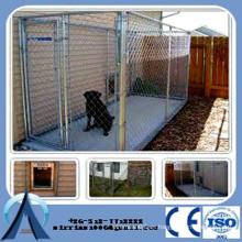 China Baochuan - galvanizado perreras grandes / cadena de perro perro de la cadena / perreras de perro de metal