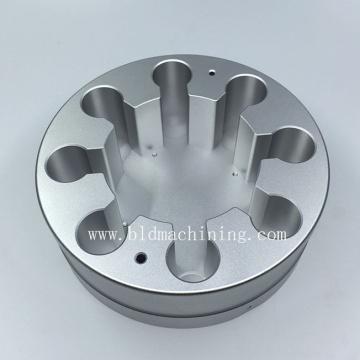 OEM CNC Milling Service for Aluminum Heat Block
