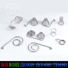 Stainless Steel Helical Spring for Battery Use