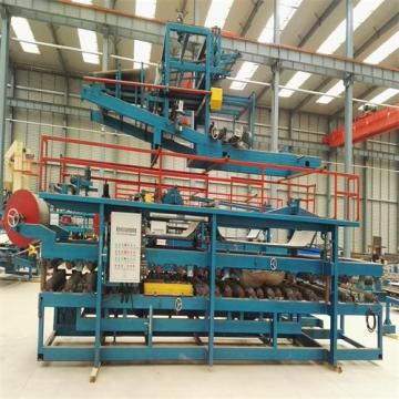 EPS Sandwich Roll Roll Forming Machine