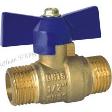External Thread Ball Valve (YD-1028)