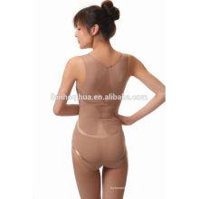 Shaper sem emenda do corpo das senhoras, bodysuit desportivo sem emenda