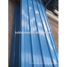 Низкая цена Алюминиевая гофрированная крыша и настенная панель, оцинкованная панель из оцинкованной панели Galvalume Metal Roof, недорогая панель листа Aluzinc